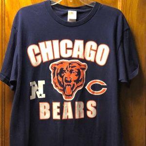 Chicago Bears Men's Tee Shirt Size L